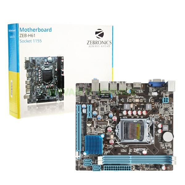 zebronics zeb h61 motherboard 1