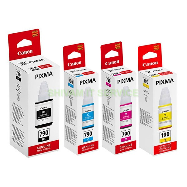 canon 790 ink set