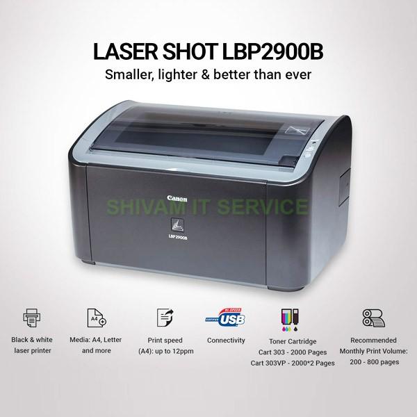 canon imageclass lbp 2900b printer 3