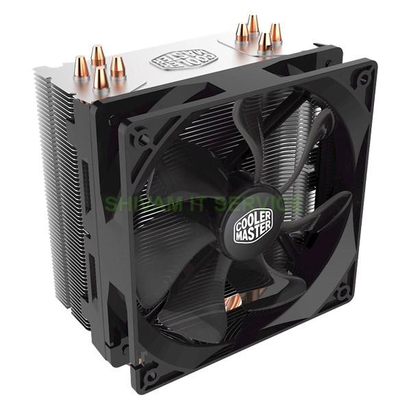 cooler master hyper 212 cpu cooler 4