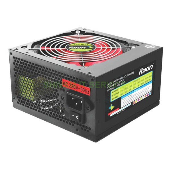 foxin fps800 smps power supply 1