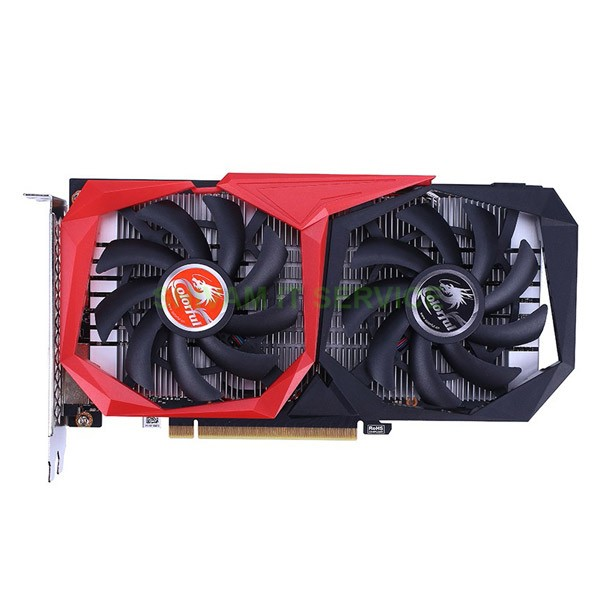 Colorful GeForce GTX 1650 4GB GDDR6 G-C1650 NB 4GD6-V