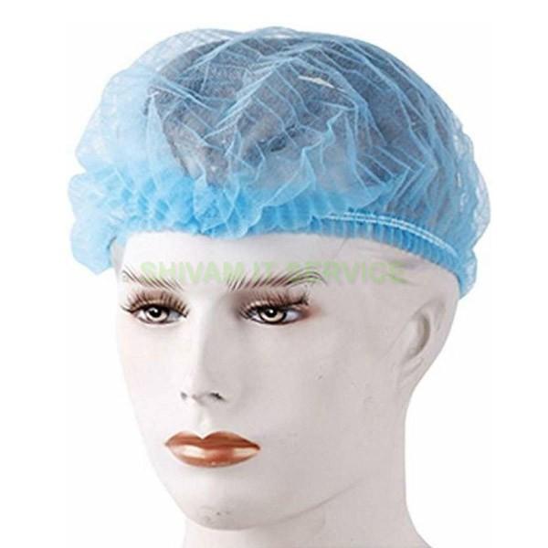 Disposable Surgical Bouffant Caps
