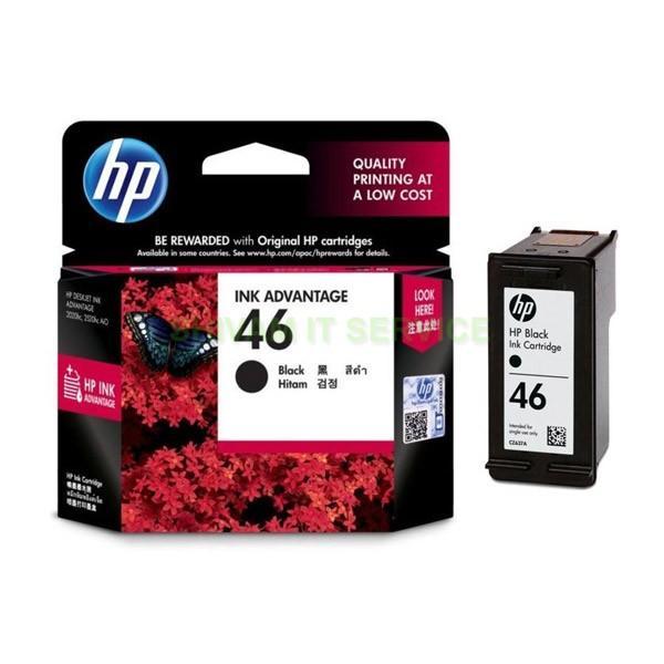 HP 46 Blank Ink Cartridge