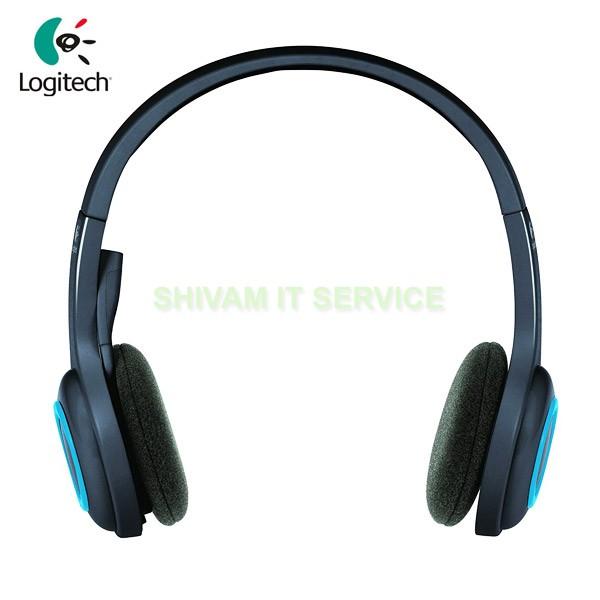 logitech headphone wireless h600 2