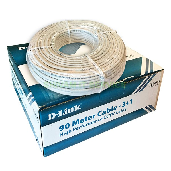 dlink cctv cable 90mtr 2