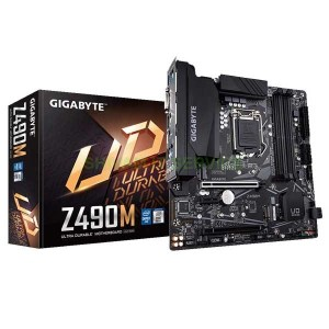 Gigabyte Z490M Motherboard