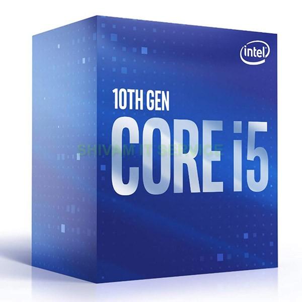 Intel Core I5-10500 Processor