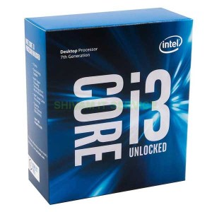 Intel 7th Gen Core i3-7350K