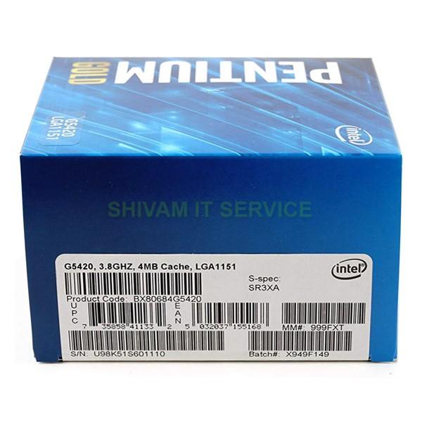 intel pentium gold g5420 processor 3