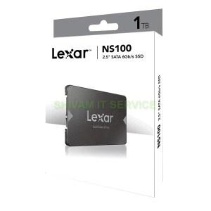 Lexar NS100 1TB SSD