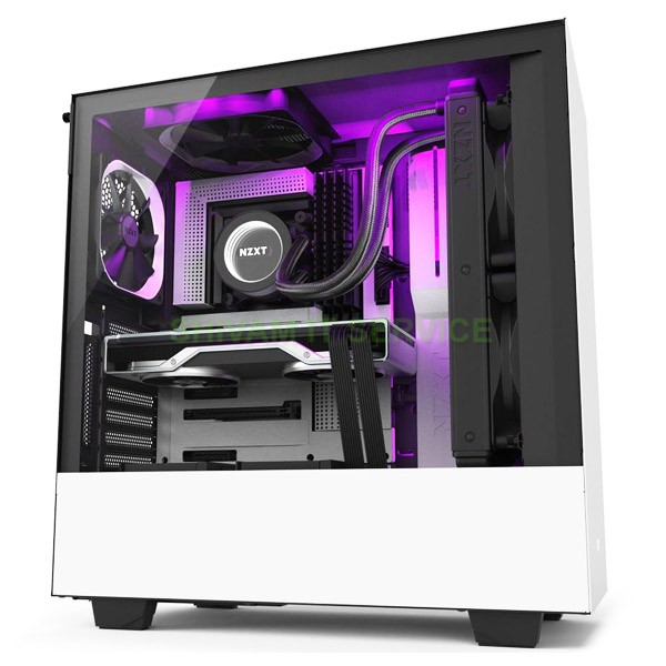 NZXT H510i Mid Tower PC Gaming Case