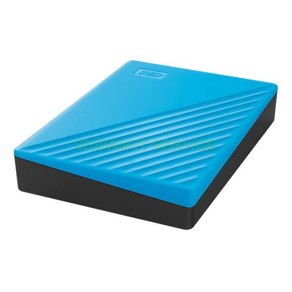 wd my passport ext hdd 4