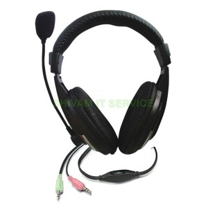 Zebronics Zeb- 100HM Multimedia Headphone