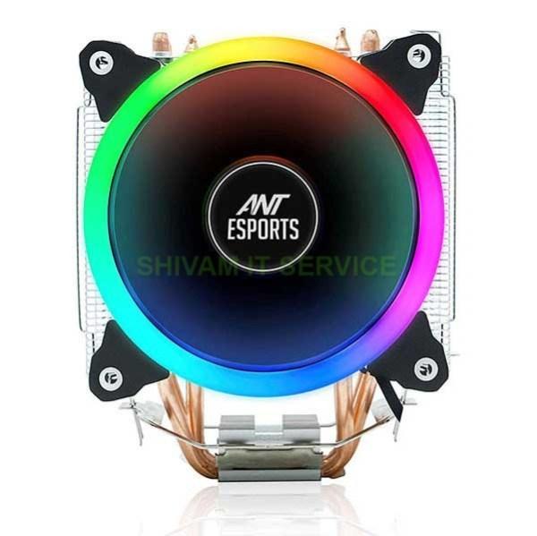 Ant Esports ICE-C612 RGB CPU air cooler