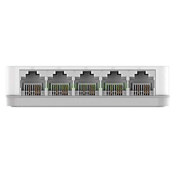 Dlink DES-1005C 5 Port Switch 10/100 Mbps Unmanaged Desktop Switch