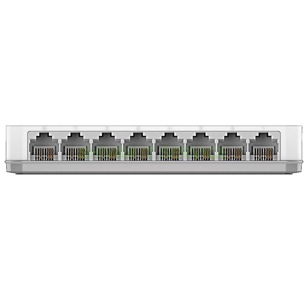 Dlink DES-1008C 8 Port Switch 10/100 Mbps Unmanaged Desktop Switch