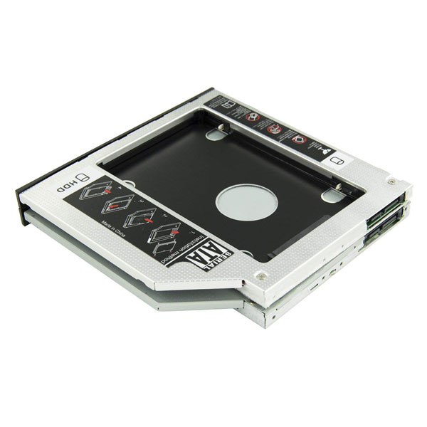 hdd caddy tray 2