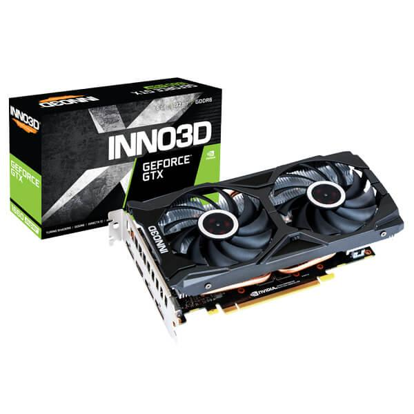 Inno3d GTX 1660 Super Twin X2 6GB