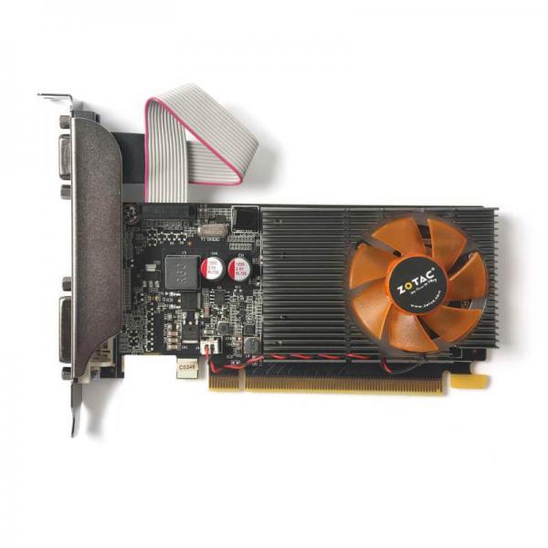 Zotac Geforce GT 710 2GB 64Bit DDR3 Graphic Card With Fan – ZT-71310-10L