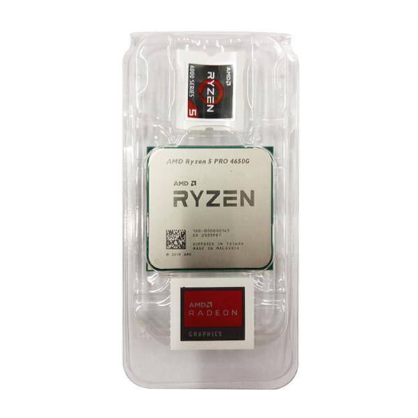 amd ryzen 5 pro 4650g processor 5