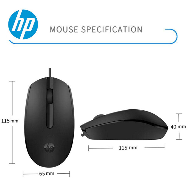 hp m10 wired mouse 2