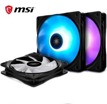 MSI RGB 12cm MAG FORGE Case Fan