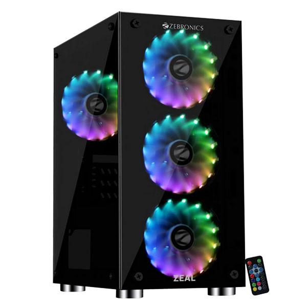 zebronics zeb zeal gaming cabinet 2