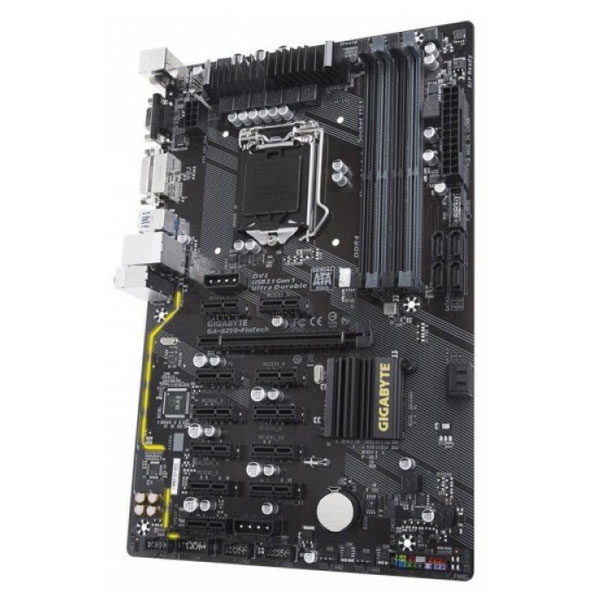 gigabyte b250 fintech motherboard 4