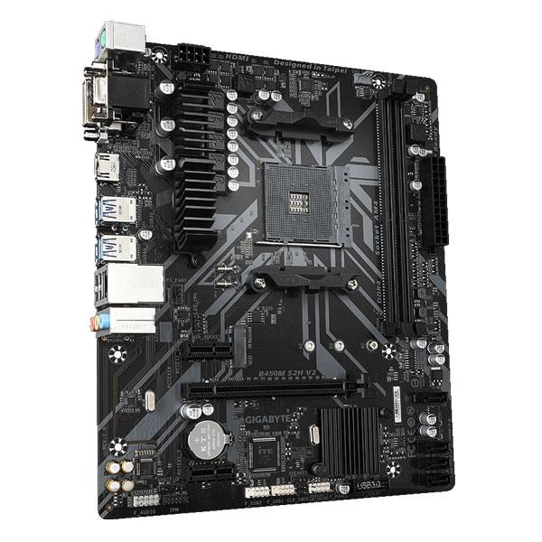 gigabyte b450m s2h v2 motherboard 2