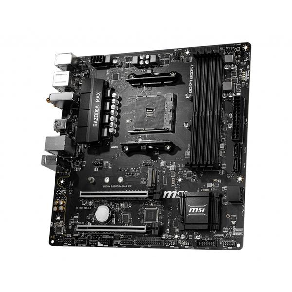 msi b450m bazooka max wifi motherboard 4