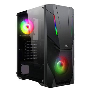 Ant Esports ICE-211TG Mid Tower Gaming Cabinet
