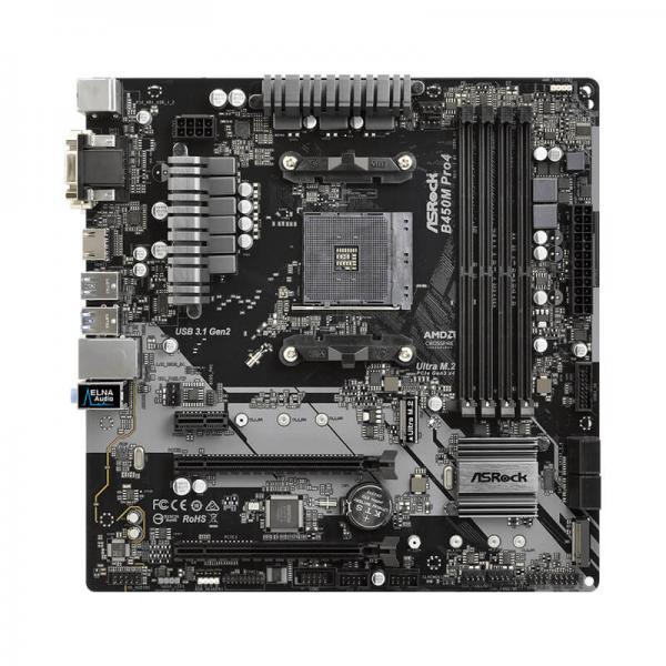 asrock b450m pro4 motherboard 2