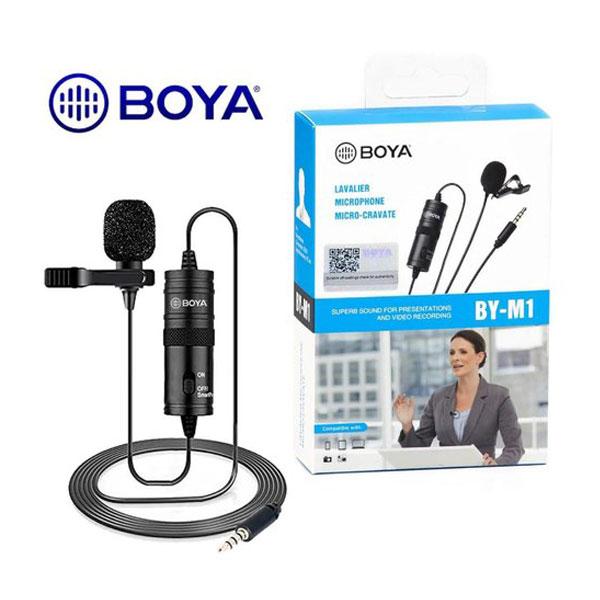 boya bym1 microphone 5
