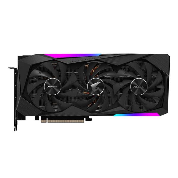 Gigabyte AORUS GeForce RTX 3070 MASTER 8G Graphic Card GV-N3070AOTUS M-8GD