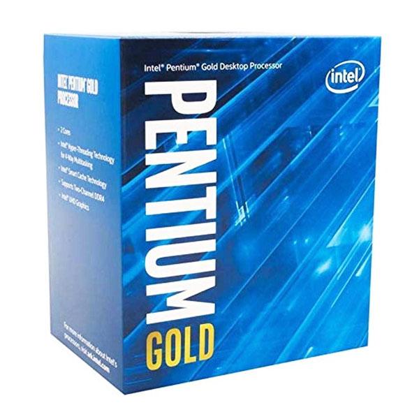 Intel Pentium Gold G6400 10th Gen Processor