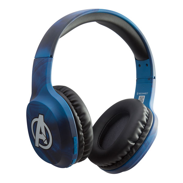 reconnect 302 marvel avengers wireless headphone 2