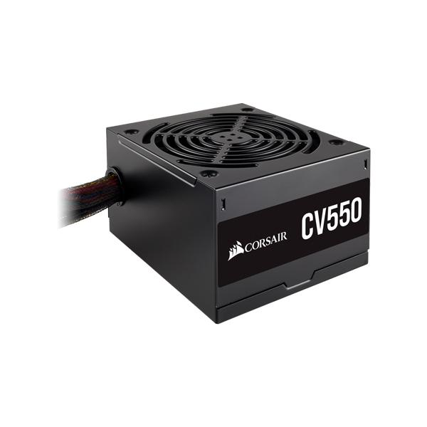 Corsair CV550 550 Watt 80 Plus Bronze SMPS Power Supply