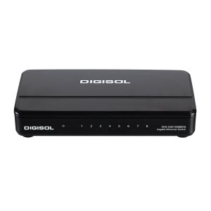 Digisol DG-GS1008DG Gigabit Ethernet Unmanaged Switch