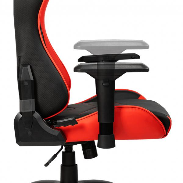 msi mag ch120 gaming chair black red 5