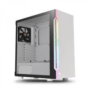 Thermaltake H200 TG Snow RGB (White) Cabinet