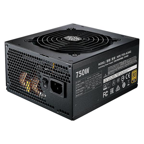 cooler master mwe gold 750 v2 80 plus gold smps 3