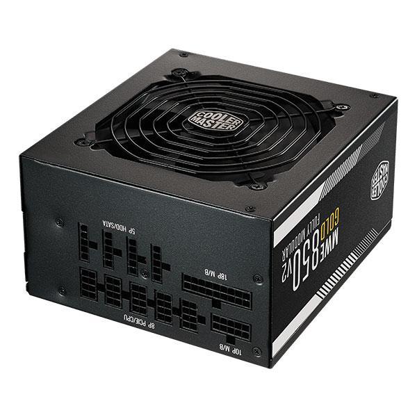 cooler master mwe gold 850 v2 80 plus gold smps 3