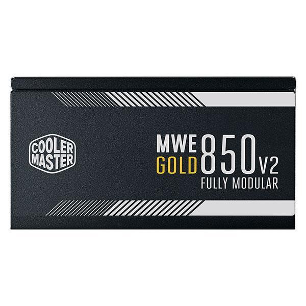 cooler master mwe gold 850 v2 80 plus gold smps 5