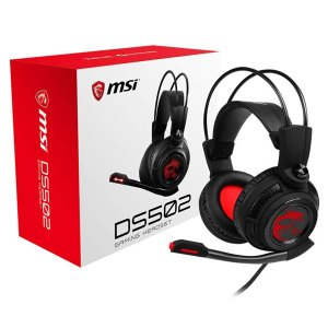 MSI DS502 Gaming Headset with Microphone