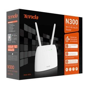 tenda 4g06 3g 4g n300 wi fi 4g volte router 1