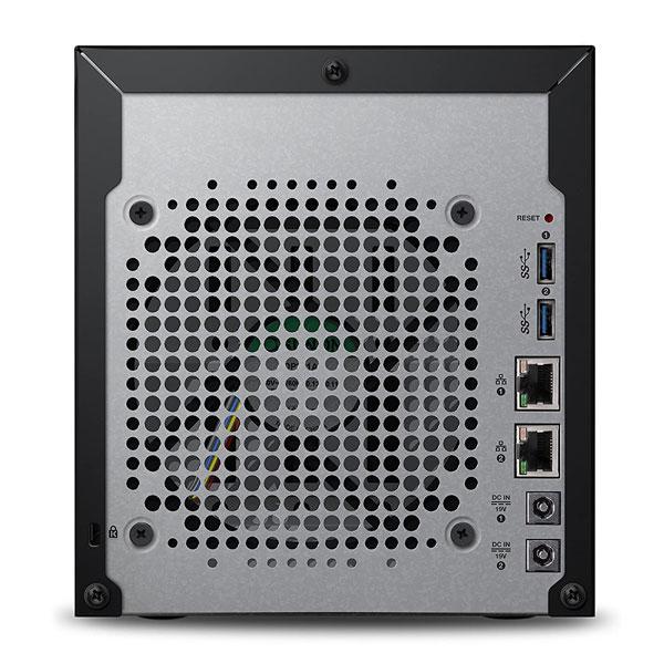 wd network attached storage 4 bay 4