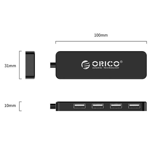 Orico 4 port usb hub 4