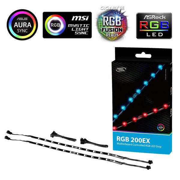 Deepcool RGB 200 EX ARGB LED strip