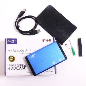 Eyot 2.5 inch External HDD Casing